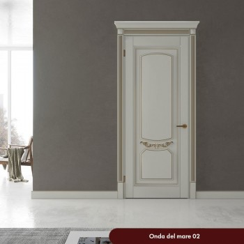 Межкомнатные двери – VPorte – Onda del Mare 02