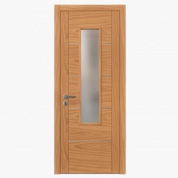 Двери межкомнатные – Wood House – Berlin 10.19 Crystal