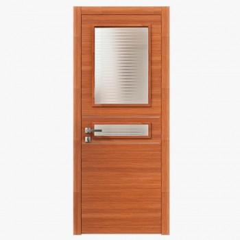 Двери межкомнатные – Wood House – Madrid LH-36 Crystal