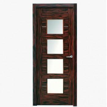 Двери межкомнатные – Wood House – Madrid LHM-47 Cristal