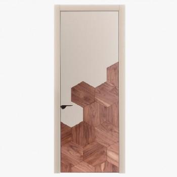 Двери межкомнатные – Wood House – Barcelona LCHB-12