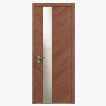 Двери межкомнатные – Wood House – Barcelona LH-30 Crystal