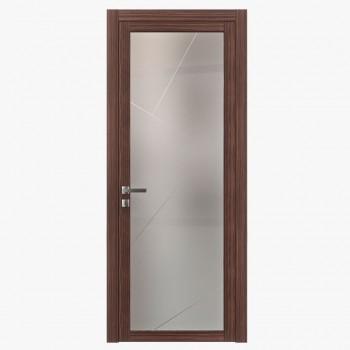 Двери межкомнатные – Wood House – Barcelona LH-32 Crystal