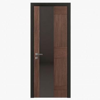 Двери межкомнатные – Wood House – Barcelona LH-34 Crystal