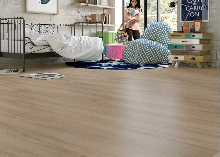 Ламинат Faus Wood Tempo: BEECH PRIMAVERA | 1T12 | Бук | 33 класс  1