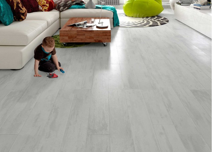 Ламинат Faus Unico Authentic: CEMENT PINE | 5001 | 33 класс |  1