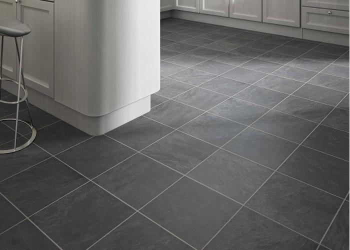 Ламинат Faus Tiles Marble: POMPEI NEGRO | 4695 | 33 класс |  1