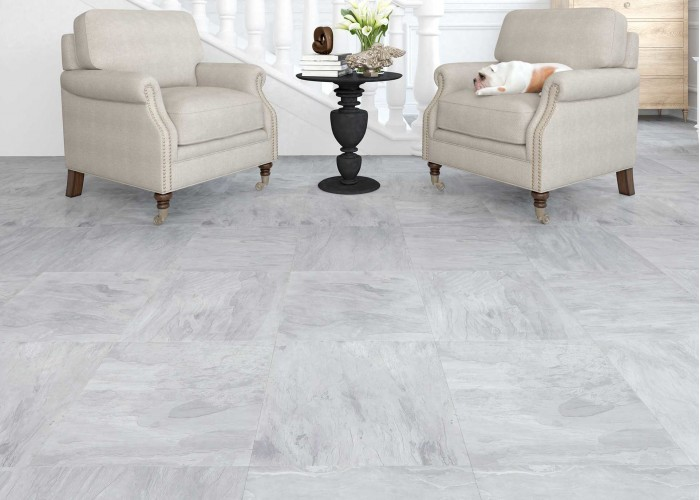 Ламинат Faus Tiles Marble: SLATE GREY   5003   33 класс    1