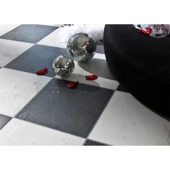 Ламинат Faus Tiles Marble: CHESS BLACK | DRFB | 33 класс |