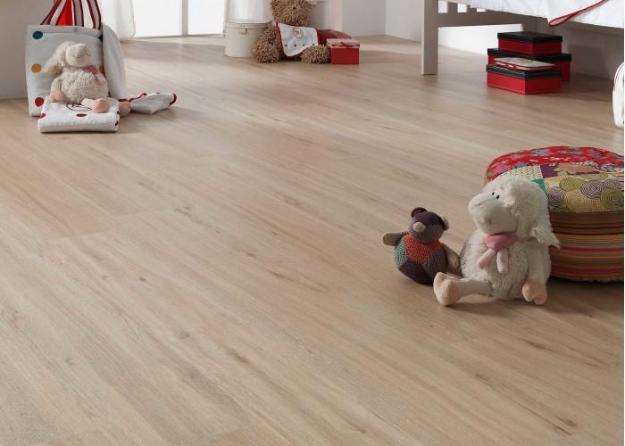 Ламинат Faus Wood Tempo: OAK CHAMPAGNE | 1Т09 | Дуб | 33 класс |  1