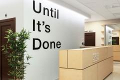 Done в дизайн-проект и комплектация офиса мебелью ИКЕА — дизайнер  Сазонова Ира