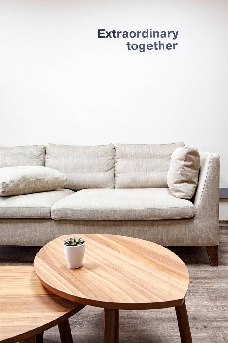 Extraordinary together в дизайн-проект и комплектация офиса мебелью ИКЕА — дизайнер  Сазонова Ира
