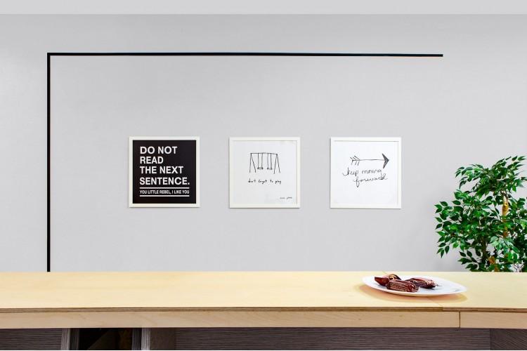 Inspiration в дизайн-проект и комплектация офиса мебелью ИКЕА — дизайнер  Сазонова Ира
