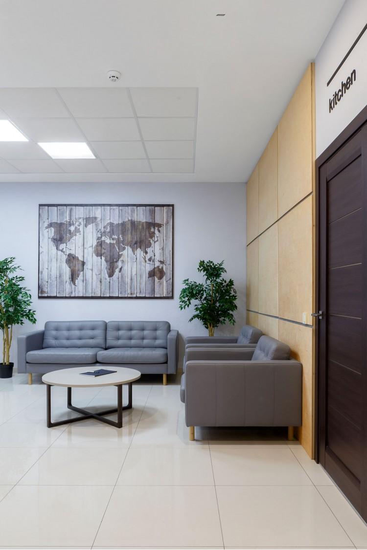 Place for conversations в дизайн-проект и комплектация офиса мебелью ИКЕА — дизайнер  Сазонова Ира