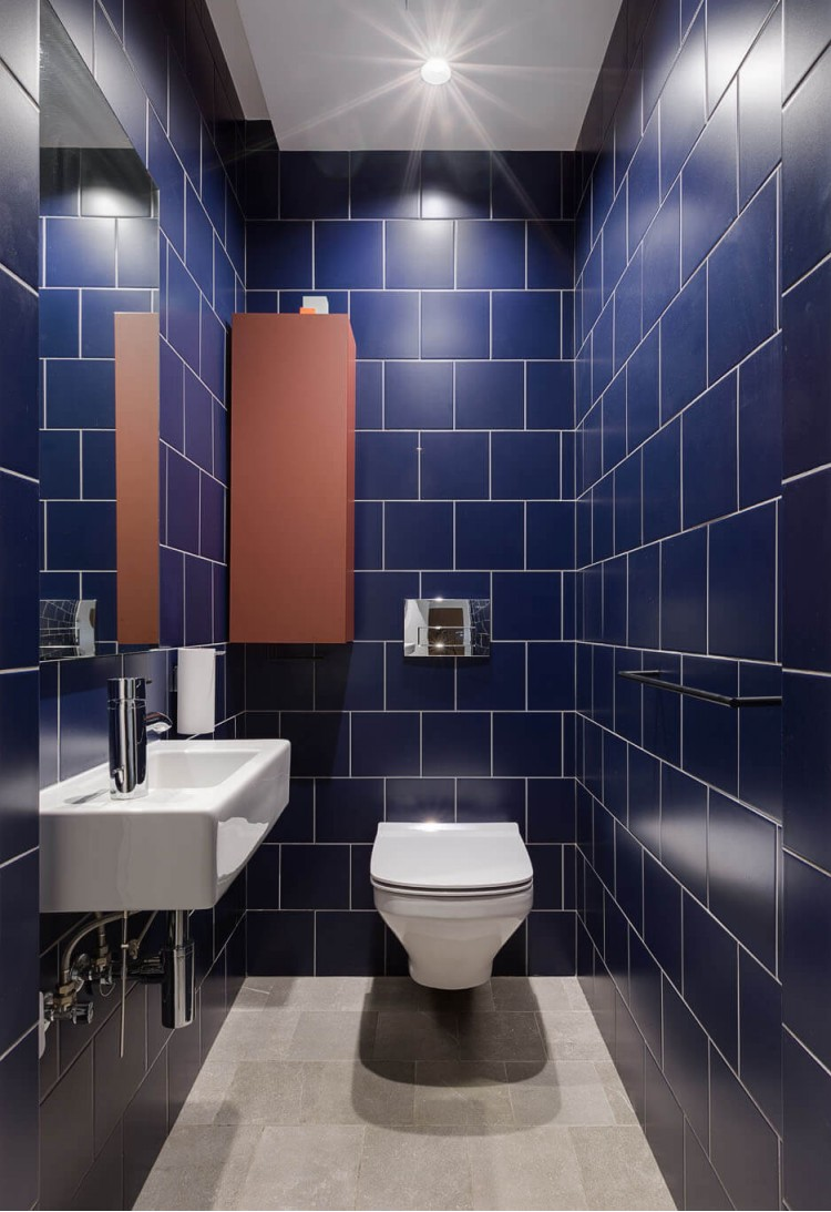 Санузел — Дизайн-проект 3-комнатной квартиры White Freedom, 93м.кв — студия дизайна Azovskiy + Pahomova