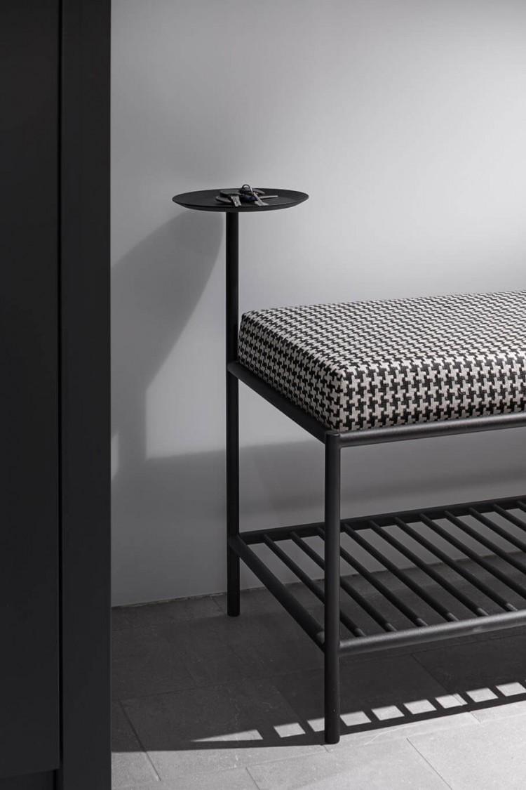 Прихожая — Дизайн-проект 3-комнатной квартиры White Freedom, 93м.кв — студия дизайна Azovskiy + Pahomova