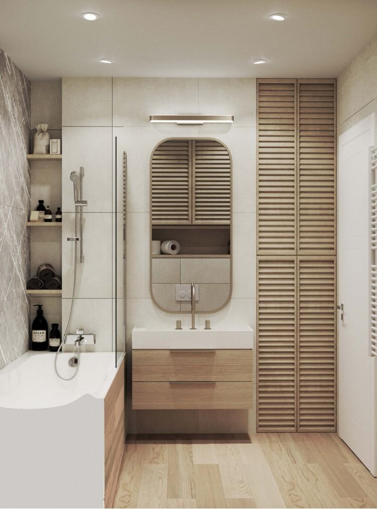 Ванная комната – 2040