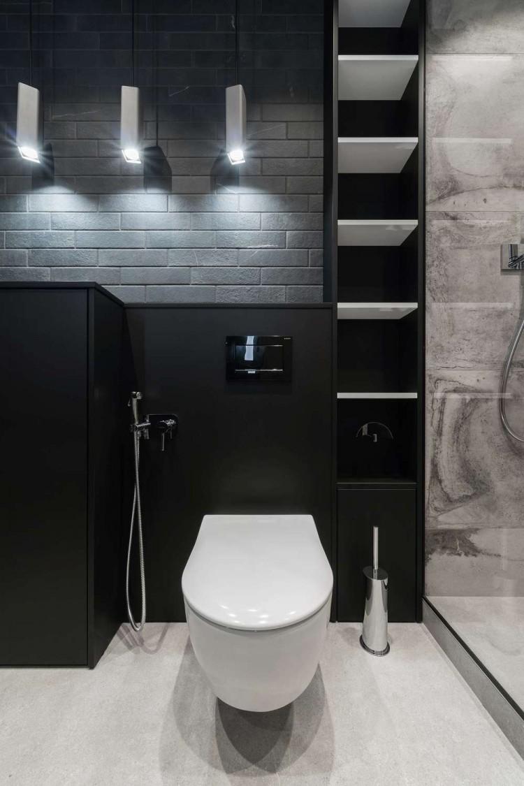 Санузел — Дизайн-проект квартиры в ЖК Сонячна Брама 175м.кв — студия дизайна TABOORET