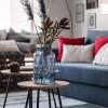 Фото дизайна: Декор в гостиной – BRIGHT MOOD – интерьер однокомнатной квартиры 47 м2 – 2154