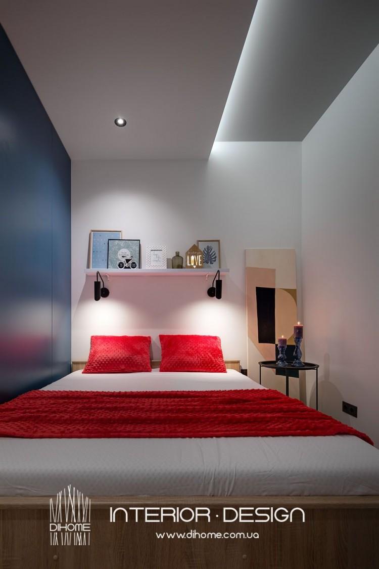 Спальня-гостиная – 2164
