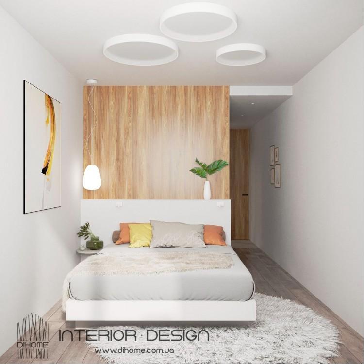 Спальня – оригинальное фото дизайн-проекта № 2233