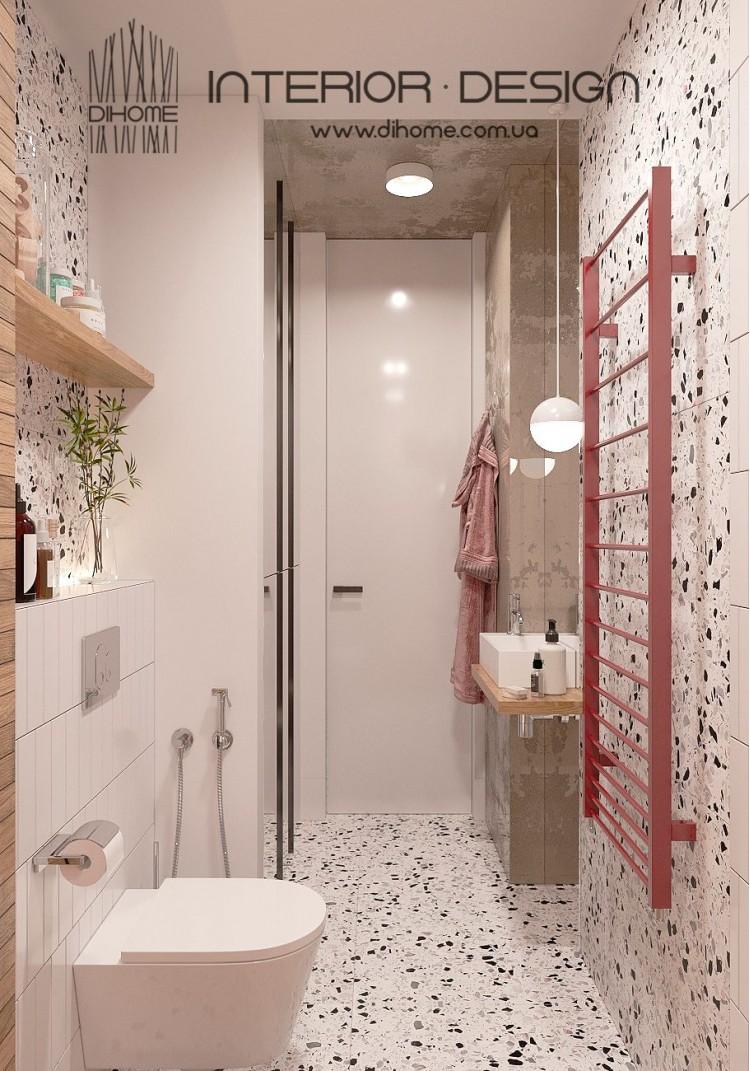 Туалет – новое фото идеи для дизайна № 2241
