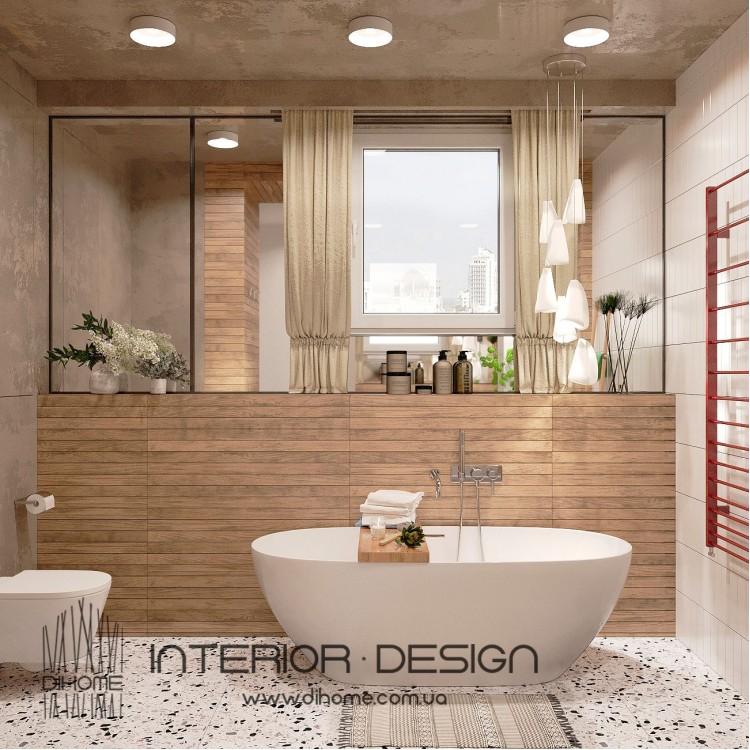 Ванная – новое фото дизайнера интерьера № 2244