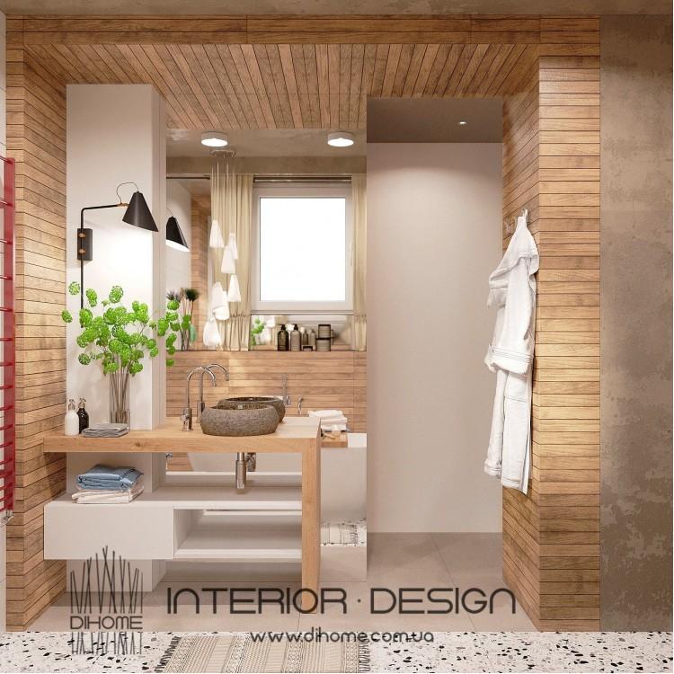 Ванная – лучшее фото стиля интерьера № 2245
