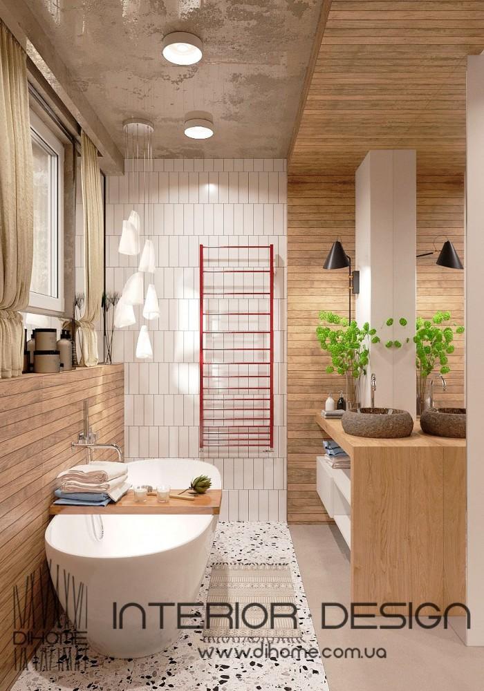 Ванная – лучшее фото дизайнера интерьера № 2247