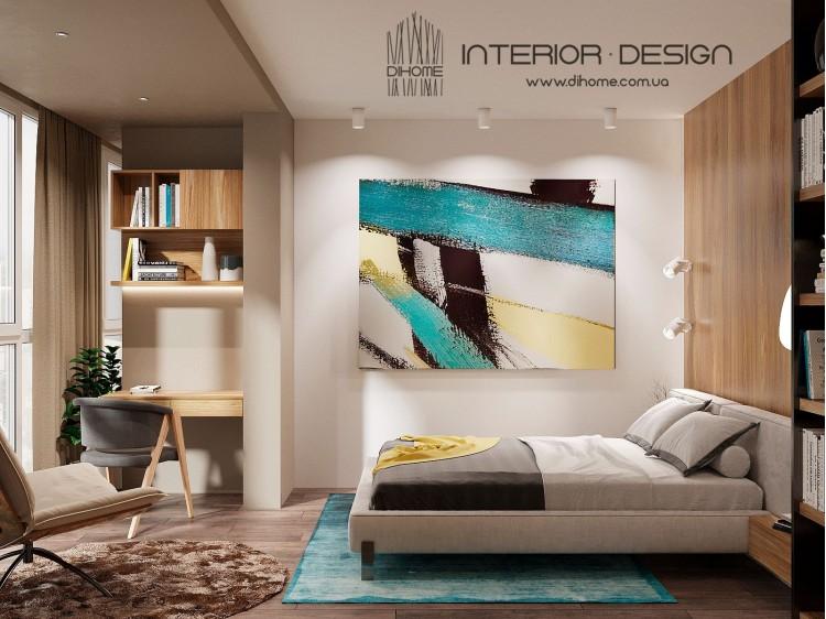 Спальня – новое фото вдохновение № 2248