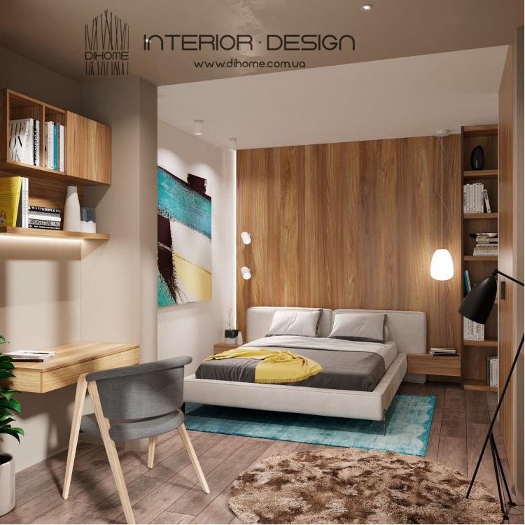 Спальня – новое фото декоратора интерьера № 2250