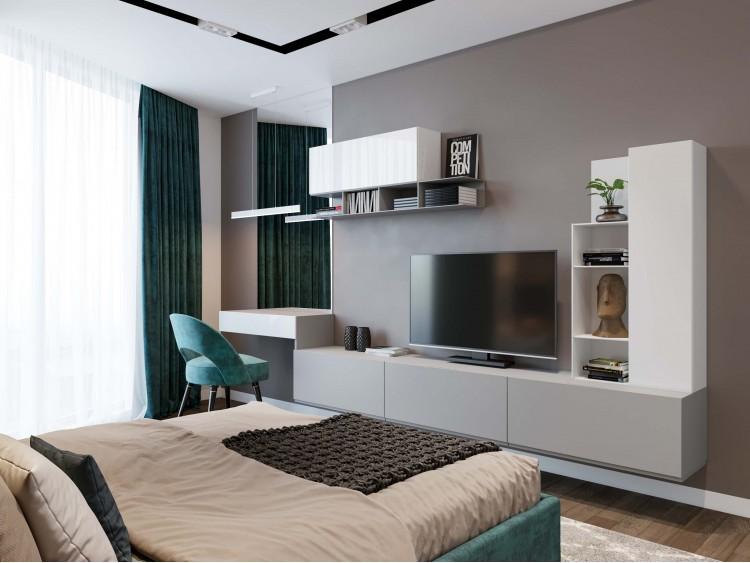 Спальня – лучшее фото дома № 2117