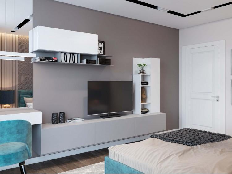 Спальня – лучшее фото проекта № 2118