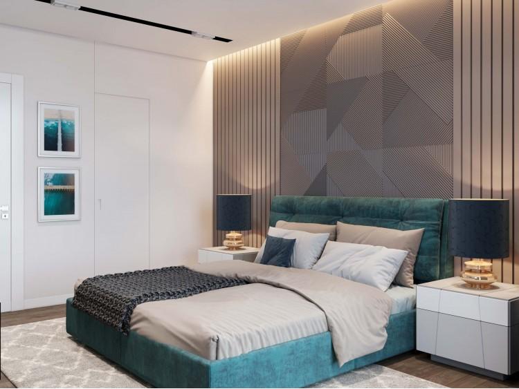 Дизайн-проект квартиры в ЖК Сяйво – фото интерьера № 2119