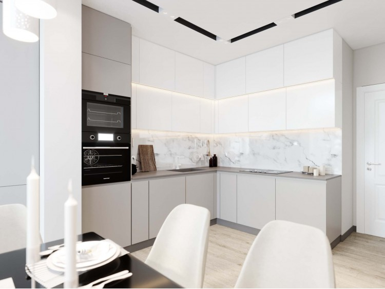 Кухня – новое фото декоратора интерьера № 2122