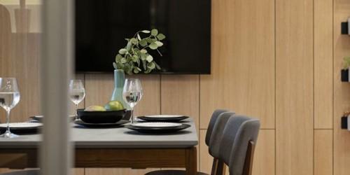 Дизайн-проект квартиры ЖК  Jack House 86 м.кв.