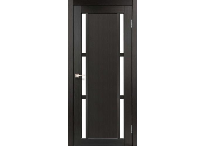 Двери Korfad VALENTINO VL-04 Дуб тобакко  1