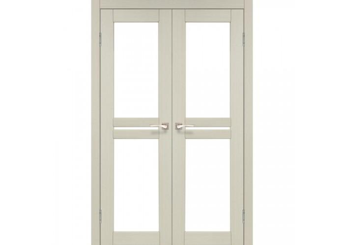 Двери Korfad MILANO ML-09 Дуб браш  1