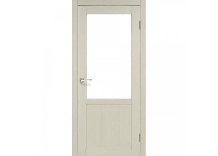 Двери Korfad PALERMO PL-02 Белый перламутр  1