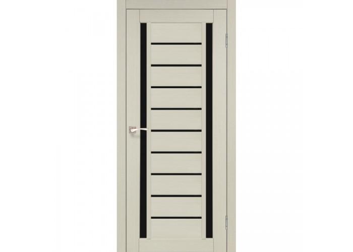 Двери Korfad VALENTINO DELUXE VLD-03 Дуб браш  1