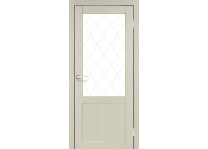 Двери Korfad CLASSICO CL-01 Дуб грей  1
