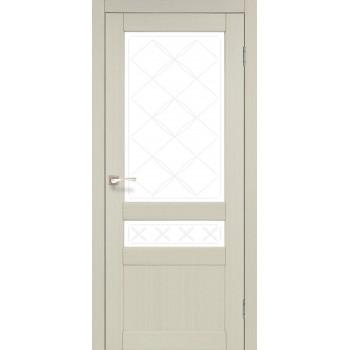 Двери Korfad CLASSICO CL-04 Эш-вайт