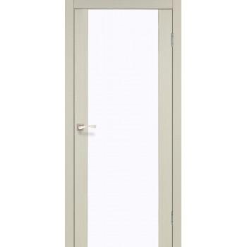 Двери Korfad SANREMO SR-01 Белый перламутр