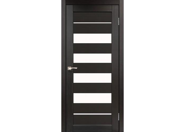 Двери Korfad PIANO DELUXE PND-03 Белый перламутр  1