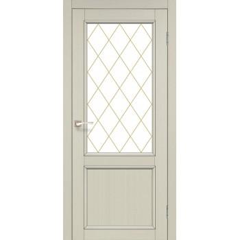 Двери Korfad CLASSICO CL-02 Дуб марсала