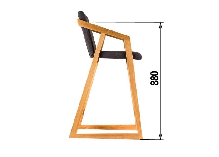 Кресло барное Rise  2