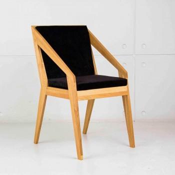 Стул Blade – крепкий и надежный дизайнерский стул