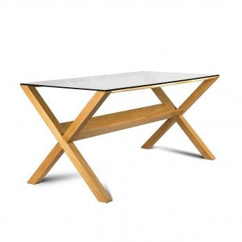 Стол дизайнерский – Arche – для кухни, дамашнего офиса или гостиной
