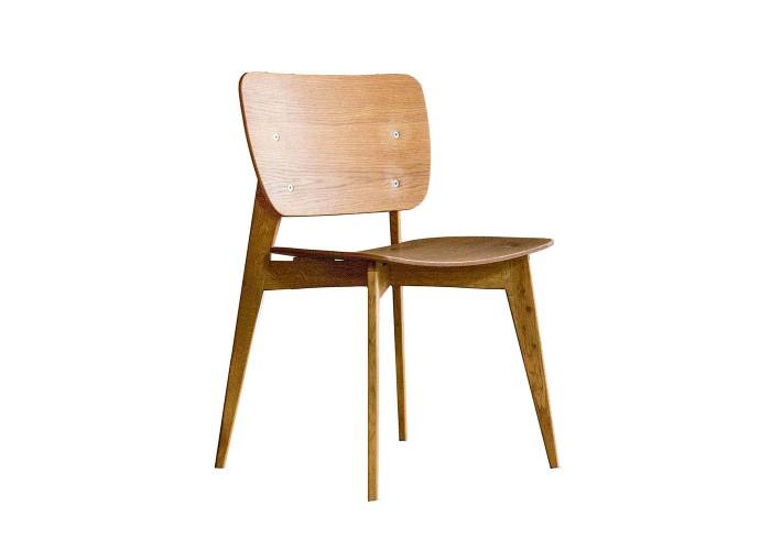 Стул Zen – скандинавский минимализм для Вашей квартиры или ресторана  2