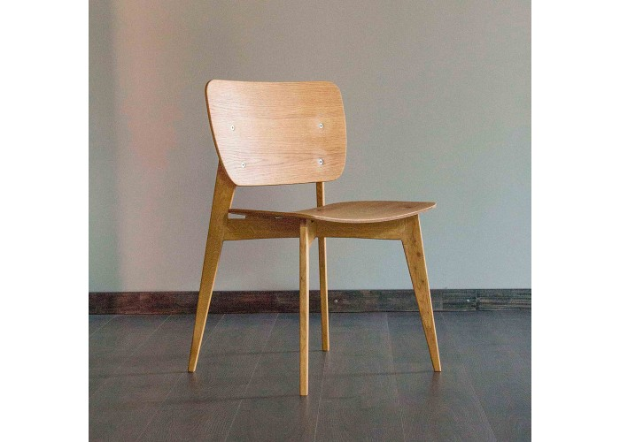 Стул Zen – скандинавский минимализм для Вашей квартиры или ресторана  4
